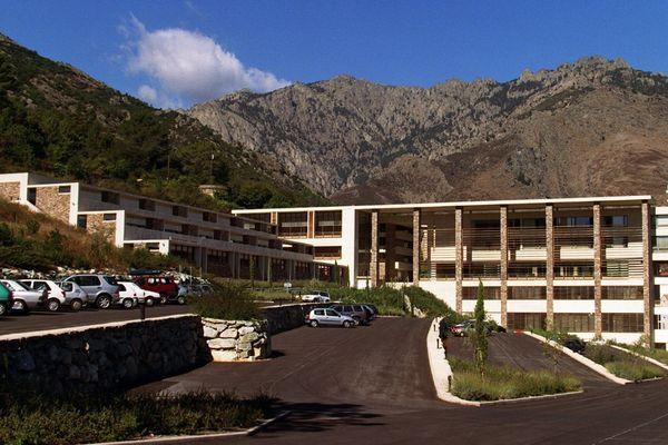 L'Université de Corte (Haute-Corse)