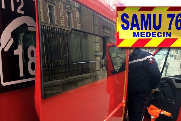 Pompiers et SAMU de Seine-Maritime / Archives