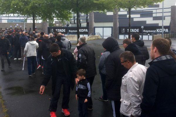 La billetterie pour la finale de la coupe de France a ouvert ses portes au stade Raymond Kopa