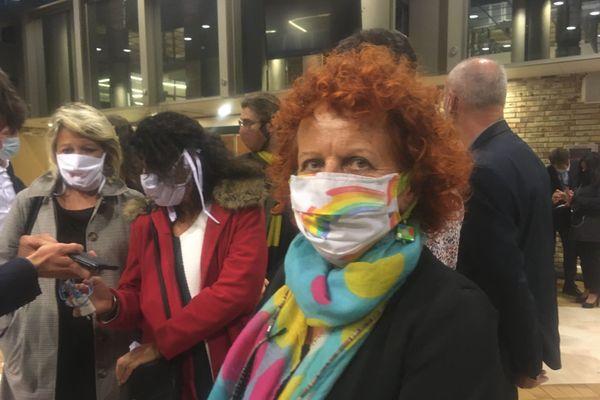 Monique De Marco, la première sénatrice écologiste élue en Gironde
