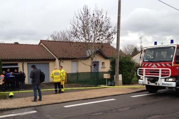 Une sexagénaire a été retrouvée morte dans son pavillon à Tournus, Saône-et-Loire, lundi 2 février 2015