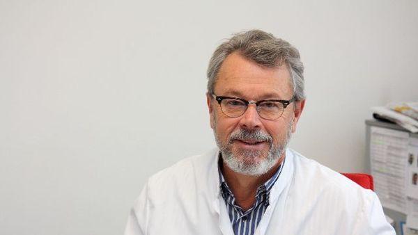 Didier Peiffert , directeur des affaires médicales à l'Insttut de Cancérologie de Lorraine répond à France 3 Grand Est