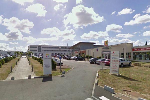 Le Centre Clinical de Soyaux (16) où exerce le docteur Manuel Albertyn qui peut continuer à exercer son activité