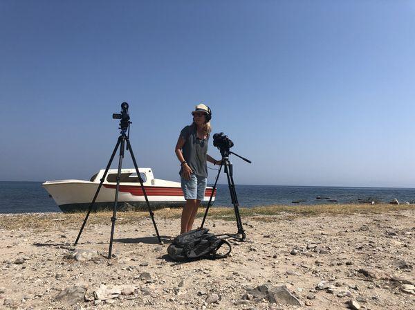 Yasmina Farber, réalisatrice, camerawoman et ingénieure du son pendant cinq mois