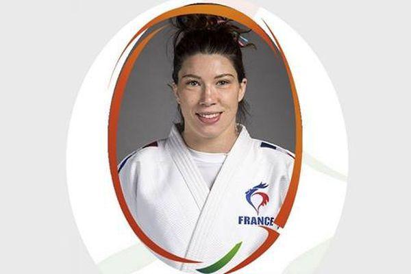 Hélène Receveaux en lice sur les championnats du monde de judo