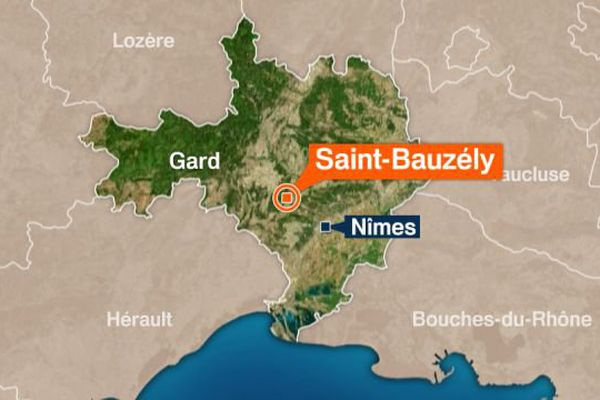 Saint-Bauzély (Gard)