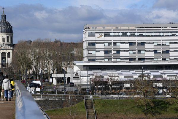 Un patient qui na pas pu être pris en charge du CHU d'Angers est décédé le 15 juin 2019
