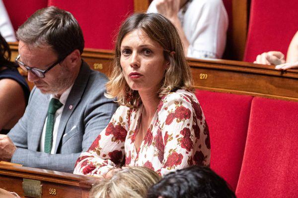 Caroline Janvier, député du Loiret, s'est prononcée pour la PMA post-mortem.