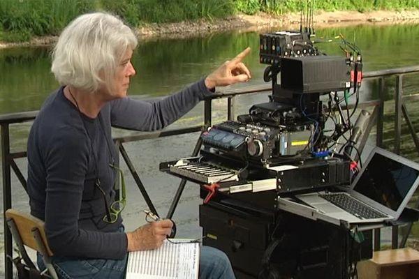 """Le tournage de """"Marvin"""" d'Anne Fontaine, en août 2016, à Épinal, a bénéficié de l'aide financière de la Région la région Grand Est."""