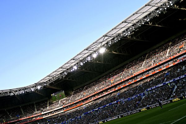 Le Groupama Stadium acceuille la finale de la Ligue Europa