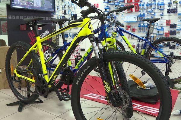 Les vélos achetés neufs doivent être marqués