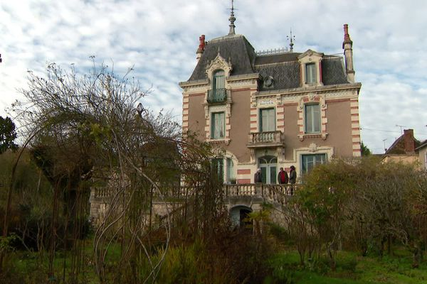 La Villa des Îles à Vicq-sur-Gartempe