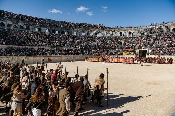 L'édition 2021 des Grands Jeux Romains est annulée