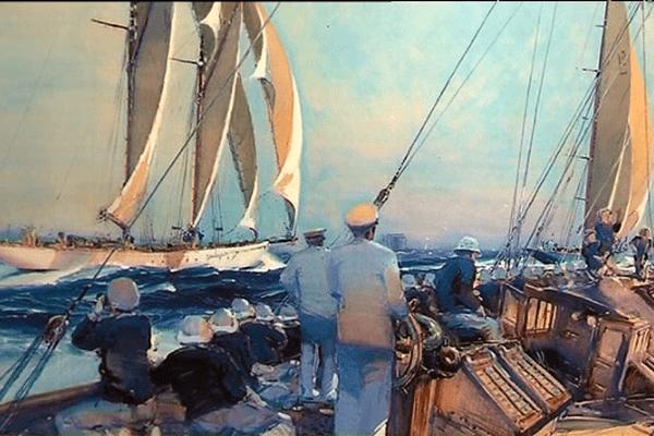 L'exposition Une histoire de Marin. Archives et souvenirs de Marin-Marie (1901-1987) est présentée jusqu'au 30 octobre aux archives départementales de la Manche à Saint-Lô