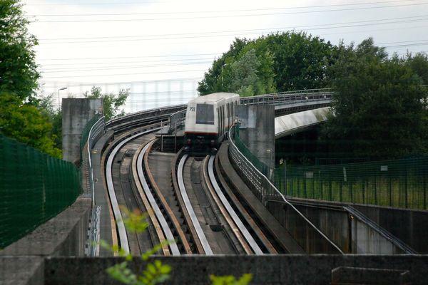 Le métro lillois est entièrement automatisé.
