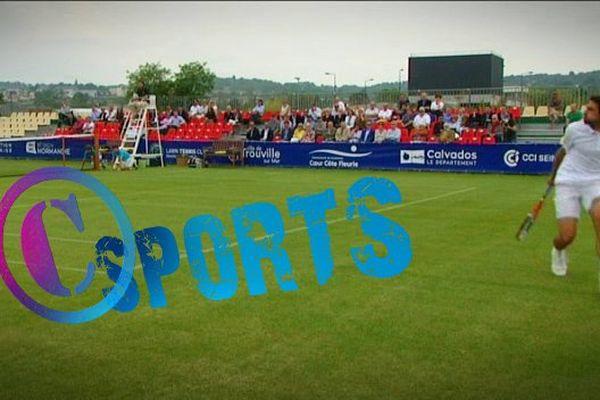 """Cette semaine, dans C Sports, retour sur la belle histoire du """"Wimbledon"""" normand à Deauville"""