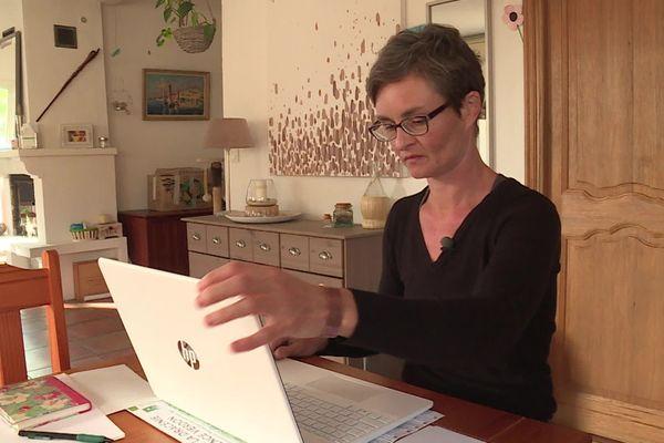 Laure Collin postule à de nombreux emplois mais la réponse est négative
