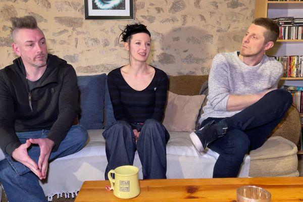 Le trio rock haut-viennois des LizZard revient avec un 5e album