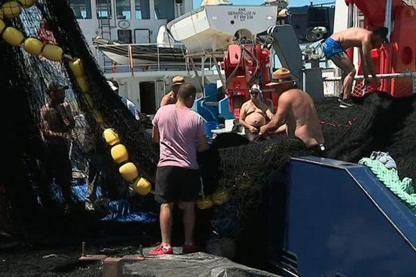 Les pêcheurs de thon rouges sont rentrés au port avec trois semaines d'avance - 8 juin 2017