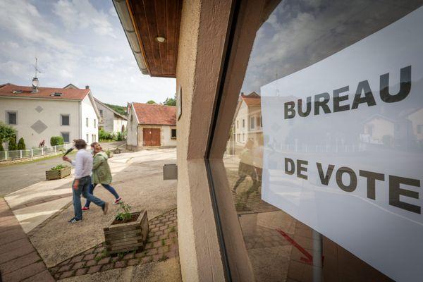 Le second tour des élections départementales dans le Doubs a lieu dimanche 27 juin.