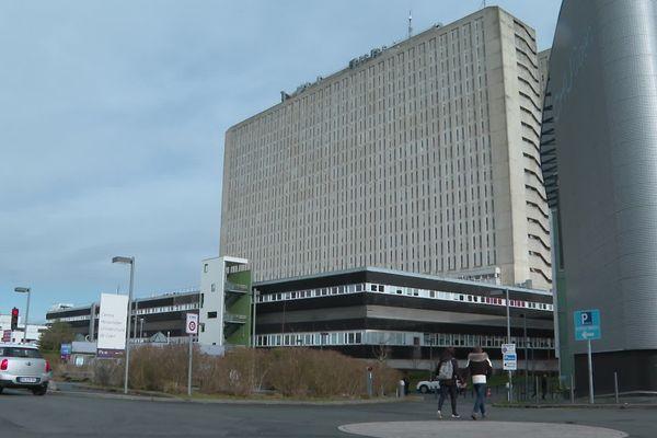 Le CHU de Caen