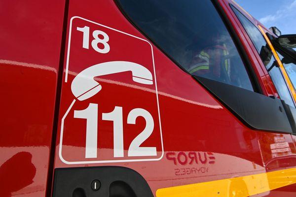 Les secours ont été appelés ce samedi matin, à 10 h 15.