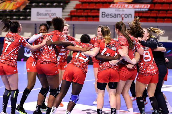 L'ESF recevra Metz dimanche 9 mai pour la dernière journée de play-offs de handball.