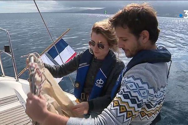 L'association Nacomed est née à Bastia il y a quelques mois. Elle propose de mettre un bateau et un appui logistique à la disposition de chercheurs pour étudier le milieu marin.