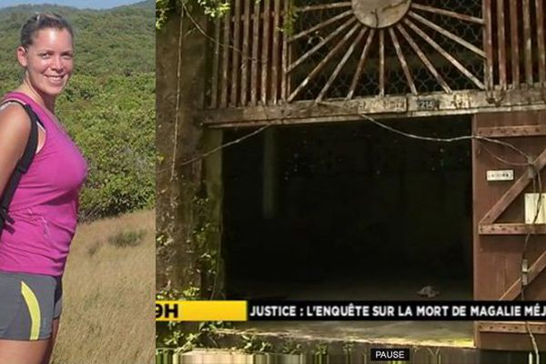 Selon Martinique 1ère, certains témoins rapportent que Magalie Méjean aurait été séquestrée dans cette distillerie désaffectée.