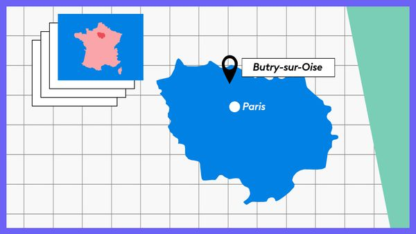We go to for you: Butry-sur-Oise (95)