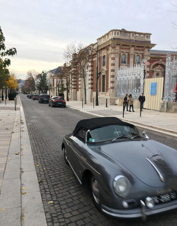 L'avenue de Champagne à Epernay.