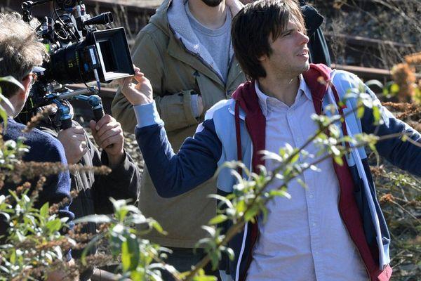 """Orelsan sur le tournage de """"Comment c'est loin"""" dans la région caennaise"""