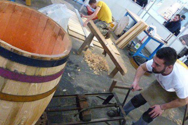 Atelier tonnellerie avec Aurélien de Cognac (16)