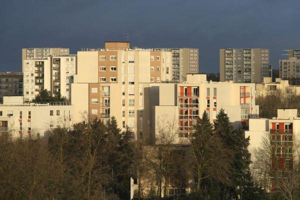 L'agression de la jeune femme se serait en partie déroulée dans le quartier du Blosne à Rennes
