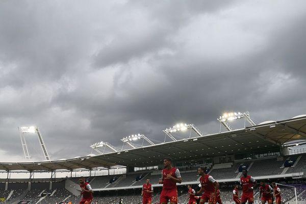 Les ruthénois ont marqué les 2 buts durant les 20 premières minutes