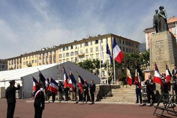 Bastia, le 8 juin 2013