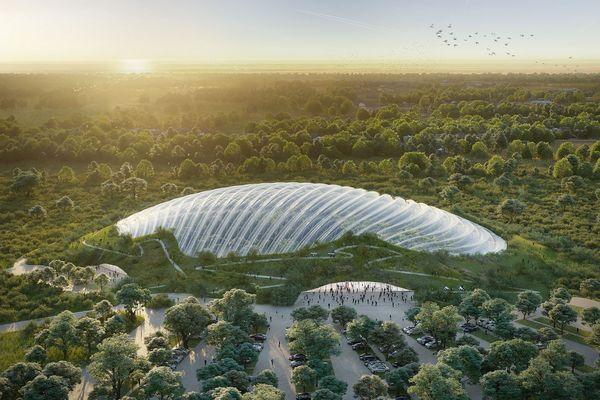 Tropicalia a remporté un prix international d'architecture en 2018 dans la catégorie bâtiment sports et loisirs non construits.
