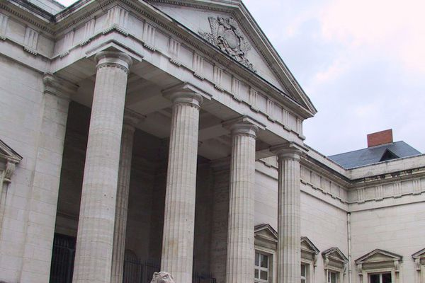 L'audience de Karine Martin a eu lieu au tribunal d'Orléans