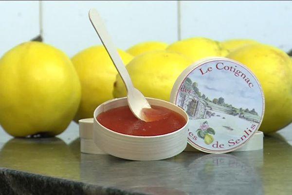 lancement du Cotignac à Senlis