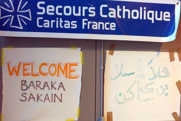 20 ans de présence du Secours Catholique auprès des exilés de Calais