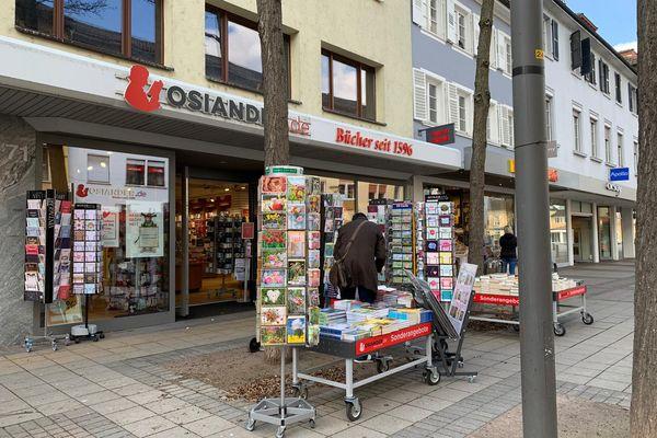 Les libraires seront ouverts sur rendez-vous à partir du 20 mars