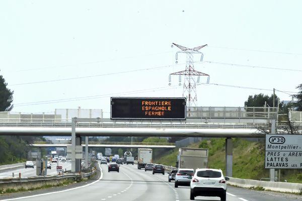 La frontière espagnole reste fermée sauf exceptions jusqu'au 1er juillet.