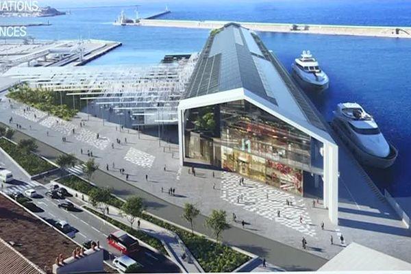 Le lieu accueillera entre autres des entreprises et un hôtel. Il y aura peu de commerces car la zone en est déjà bien dotée.
