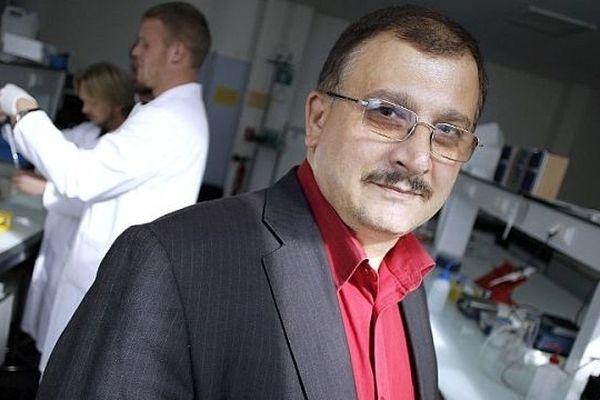 Gilles-Eric Séralini, chercheur à Caen
