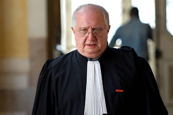 Maître Forster, l'un des avocats de la partie civile au procès Outreau.