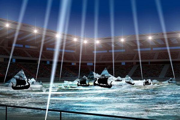 Dimanche 24 août à 10h30, émission spéciale de France 3 Basse-Normandie sur la cérémonie d'ouverture des Jeux Equestres Mondiaux 2014
