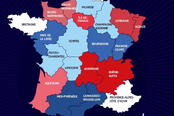Poitou Charentes Centre Limousin Bienvenue Dans La Plus Vaste Region De France