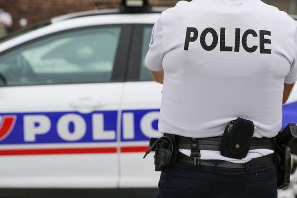 illustration Police Nationale