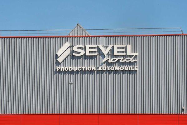 L'usine de Sevelnord. (Illustration)