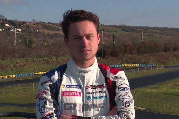 Emilien Carde, l'autre pilote automobile normand